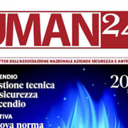prima pagina newsletter antincendio uman24 marzo 2016