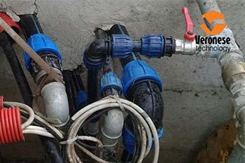 manutenzione gruppo di pompaggio