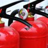 presidi antincendio irregolari e manutenzione certificata