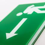 manutenzione uscite di sicurezza come obbligo