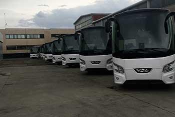 estintori portatili autobus