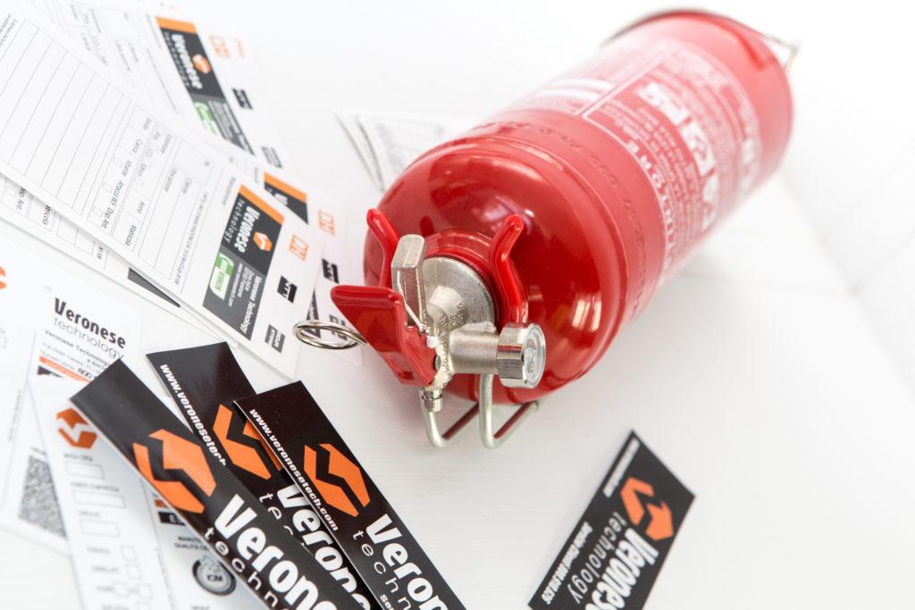 Veronese Technology Manutenzione Antincendio
